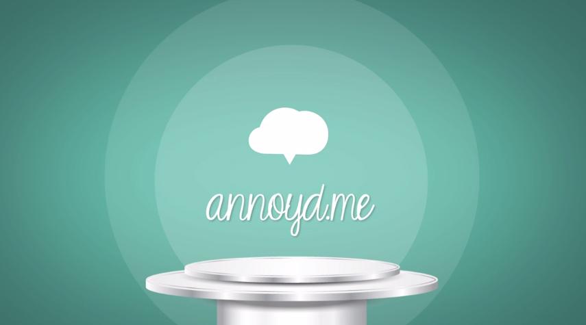Annoyd.me Animation