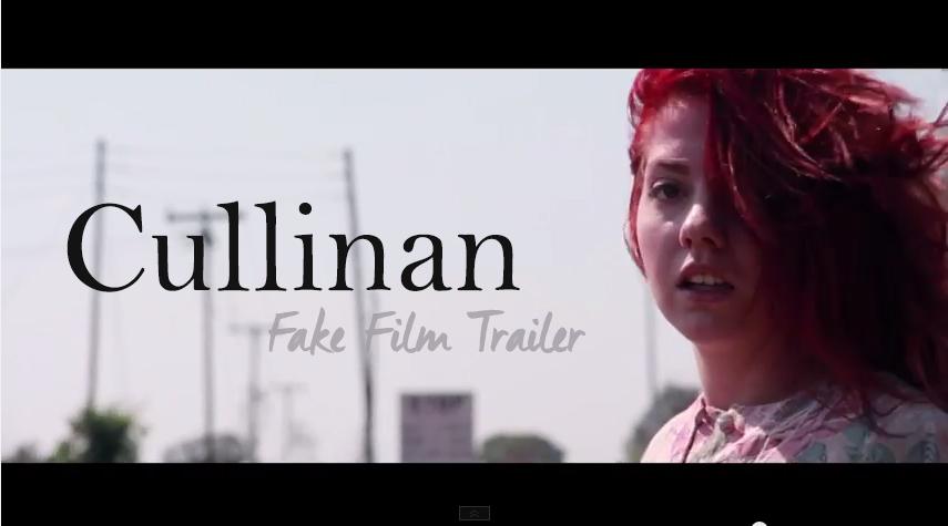 Cullinan - Fake Film Trailer